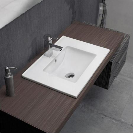 Designer Basin Table Top