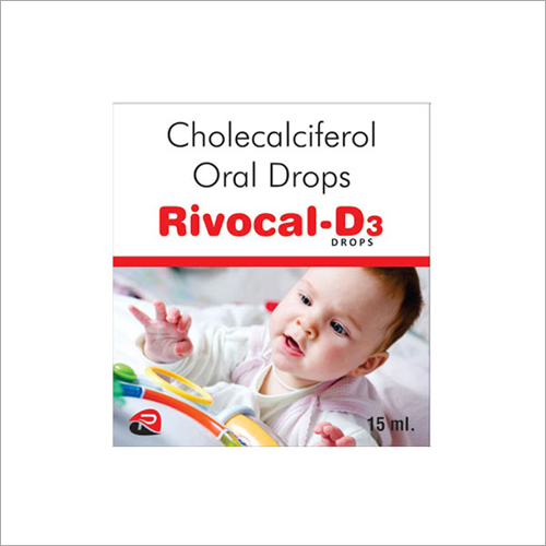 Rivocal D3 Drops