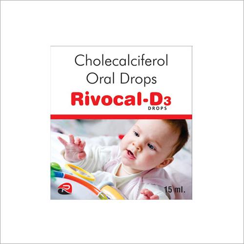 Rivocal D3 Drops