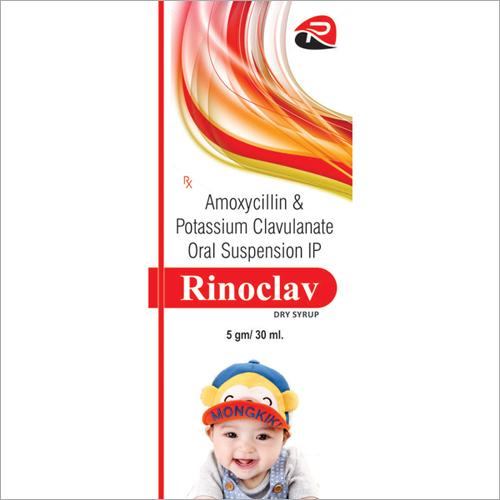 Rinoclav Dry Syrup