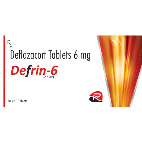 Defrin 6 Tablets