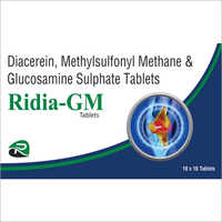 Ridia GM Tablets