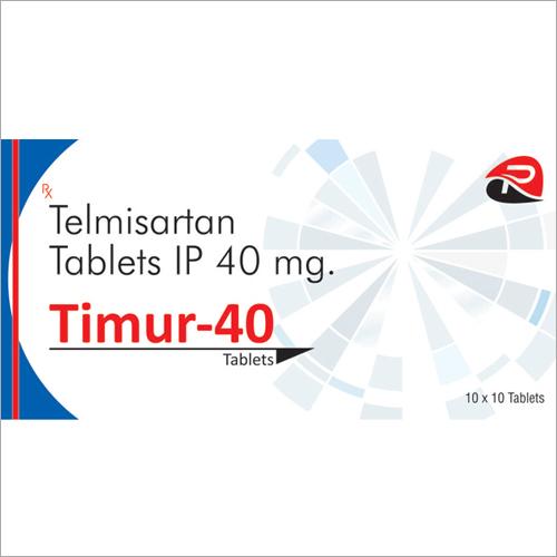 Timur 40 Tablets