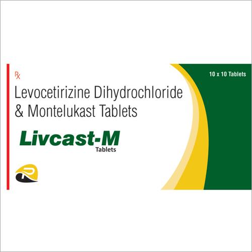 Livcast M Tablets