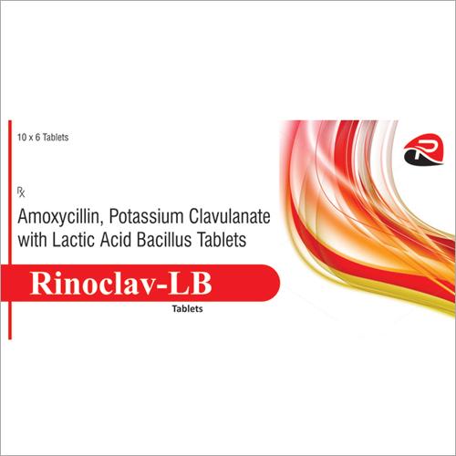 Rinoclav LB Tablets