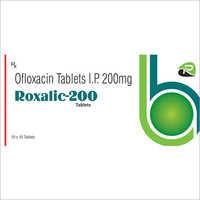 Roxalic 200 Tablets