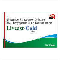 Livcast Cold Tablets