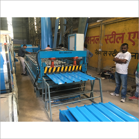 Industrial Roofing Sheet Machine