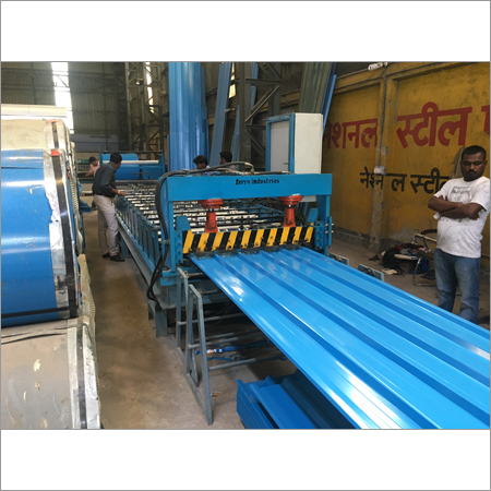 Roll Forming Roofing Sheet