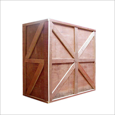 Storage Plywood Box