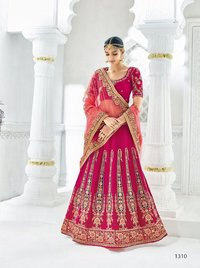 Exclusive Wedding Heavy Embroidery Lehengas