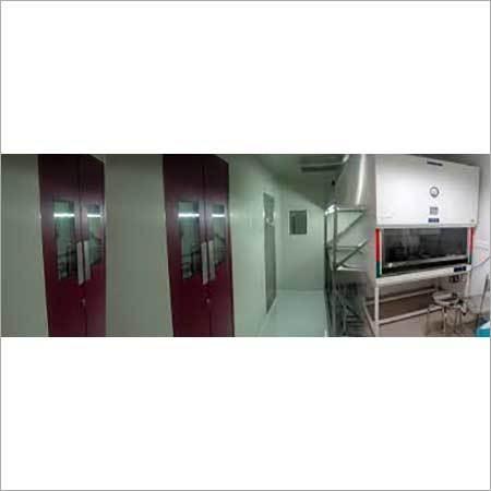 Modular Clean Rooms