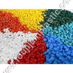 ABS Reprocessed Coloure Granules