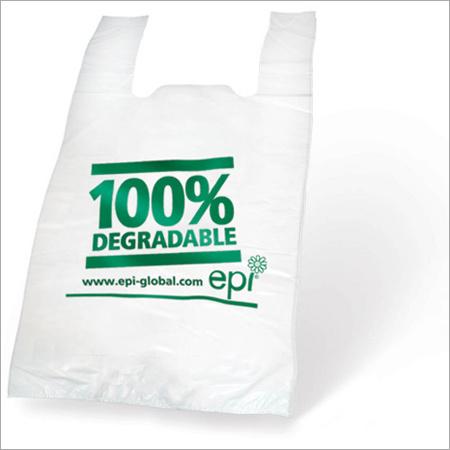 Degradable Carrier Bags