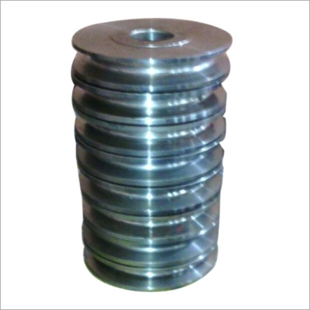 Mild Steel Pulley