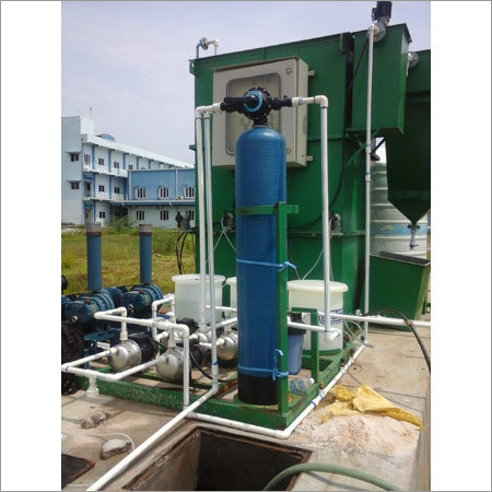 Effluent Treatment Plant System