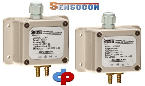 Sensocon USA 212-D001I-1 Differential Pressure Transmitter