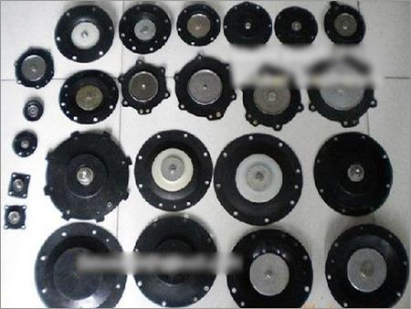 Metal Rubber Bonded Diaphragm