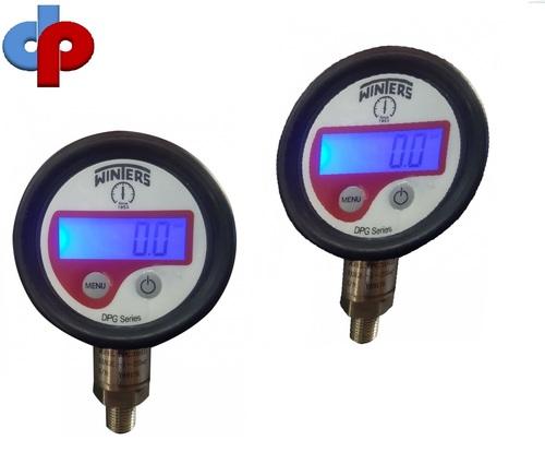 Winters Digital Pressure Gauge DPG204