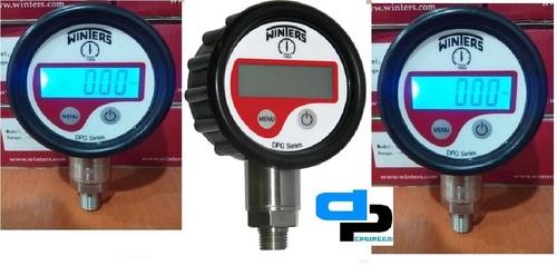 Winters Digital Pressure Gauge DPG205