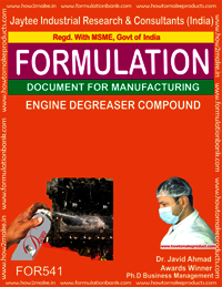 ENGINE DEGREASER COMPOUND