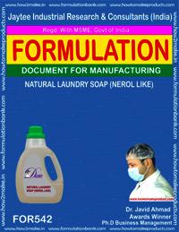 NATURAL LAUNDARY SOAP