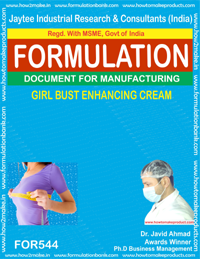 Body Care Product Formulations