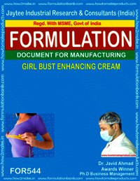 GIRL BUST ENHANCING CREAM
