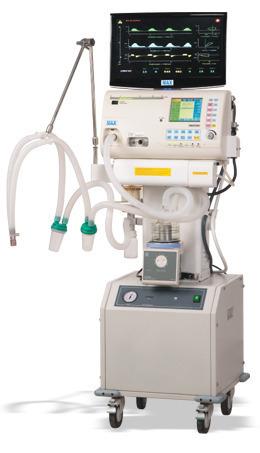 Intensive Care Ventilator