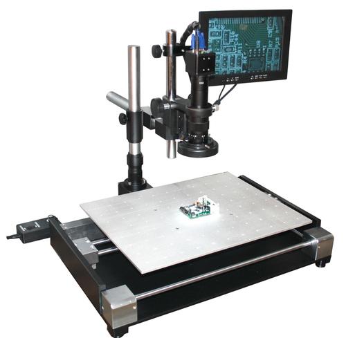 PCB Inspection Video Stereoscope Microscope