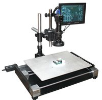 PCB Inspection Video Stereoscope Microscope