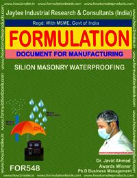 SILICON MASONARY WATERPROOFING