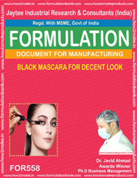Eye Care Cosmetic Formualtions