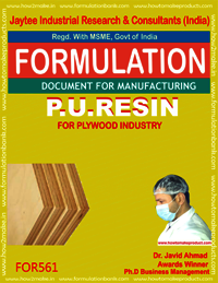 P.U.Resin used for Plywood