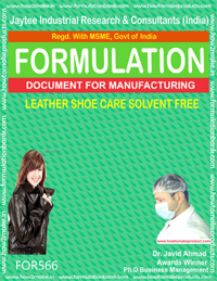 Leather Related Product Formulations