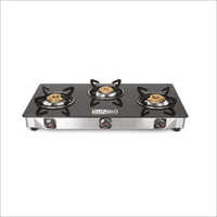 Three Burner Gas Stove