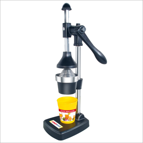 Manual Aluminium Juicer