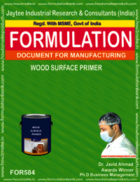 Wood Surface Primer