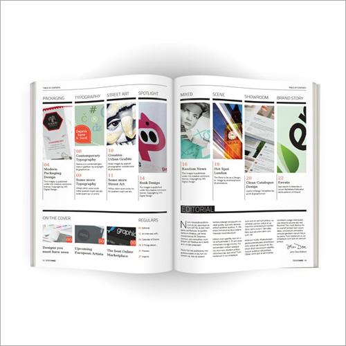 Customized Magazine