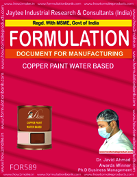 Copper Paint Water Based