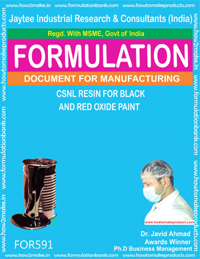 CSNL Resin for black and red oxide paint