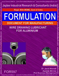 Wire Drawing Lubricant For Aluminium