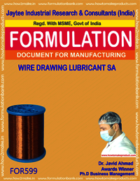 Wire Drawing Lubricant SA