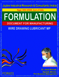 Formula For Wire Drawing Lubricant MP