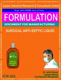 Surgical Anticptic Liquid