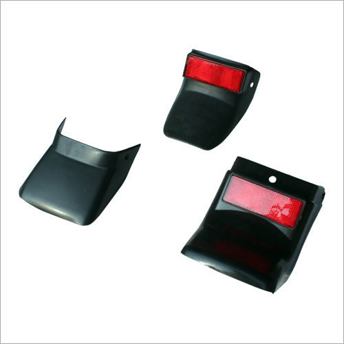 Two Wheeler Rear Mudguard Flaps