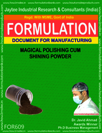 Magical Polishing Cum Shining Powder