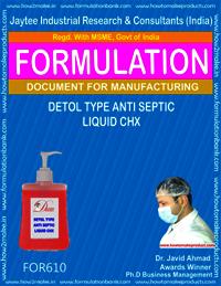 Detol Type Anticeptic Liquid CHX