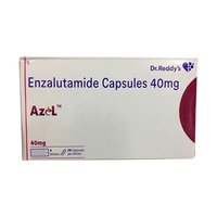 Azel Enzalutamide 40mg Dr. Reddy