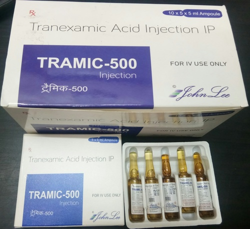 Tranexamic Acid Inj